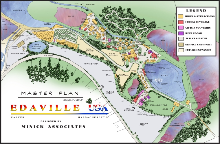 Edaville Master Plan for Electric Loads 2-7-2014