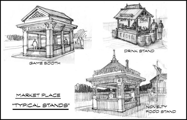 Market Standsai